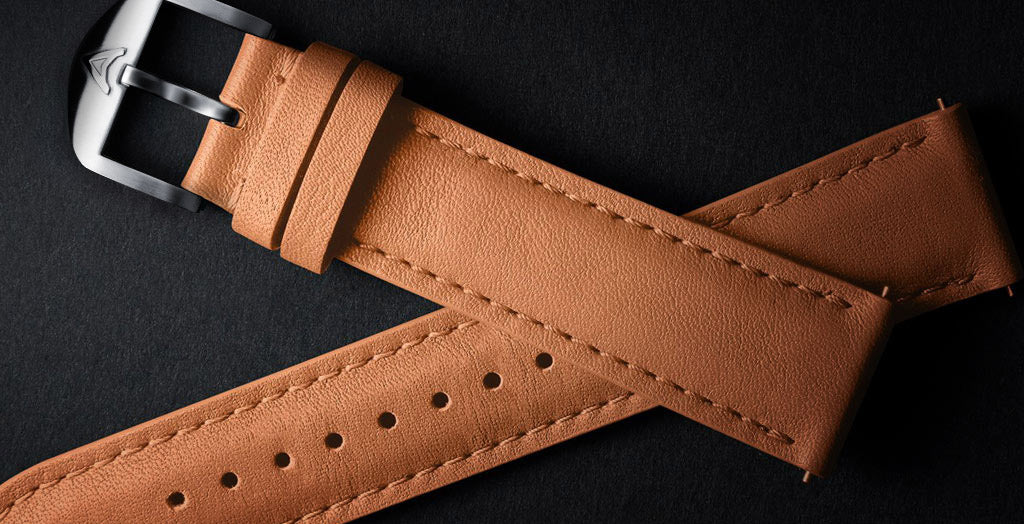 Maize Leather Strap