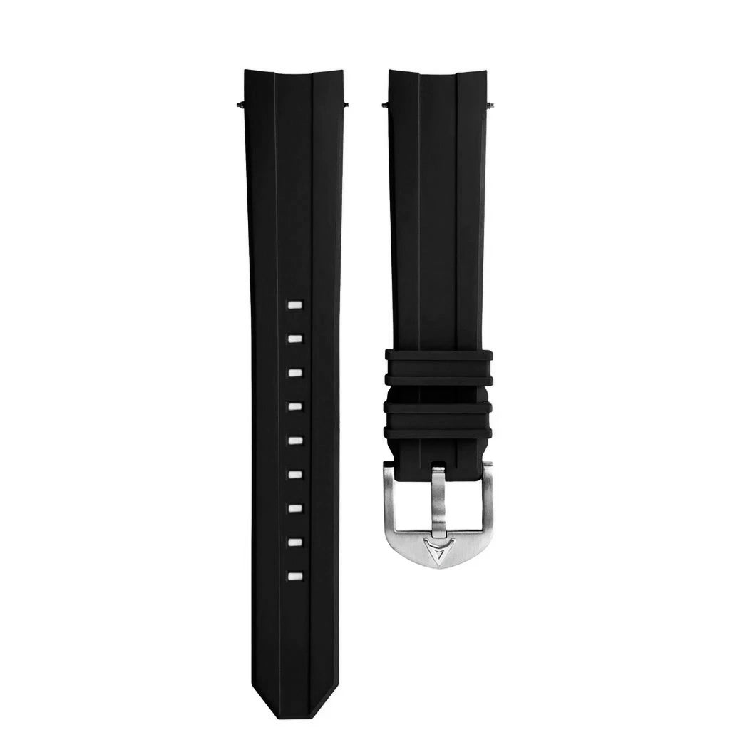 Black Rubber STRAP (FITS AQUA COMPRESSOR)
