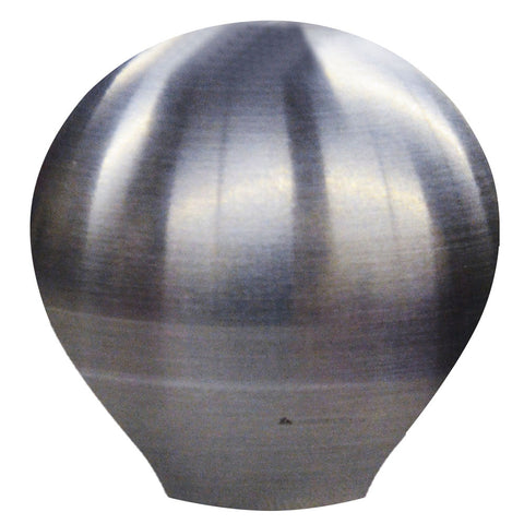 "Ongaro Shift Knob - 1-½"" - Smooth SS Finish"