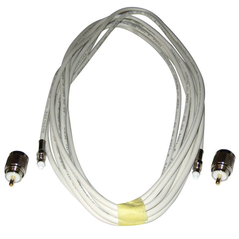 Comrod VHF RG58 Cable w/PL259 Connectors - 7M