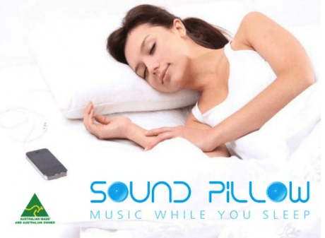 sound pillow twin pack