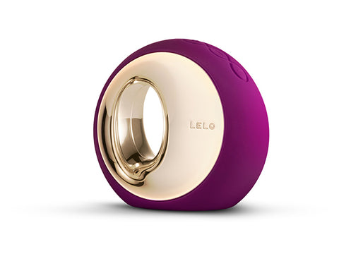 Lelo Ora oral sex simulating sex toy: Stimulate the clitoris and labia