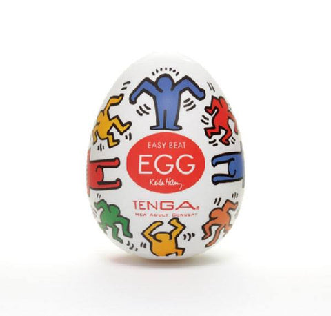 Tenga Egg Keith Haring | Shop ilya Sex Toys Philippines