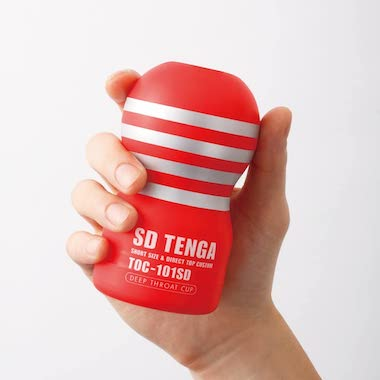 Tenga Cup Deep Throat SD Sex Toys