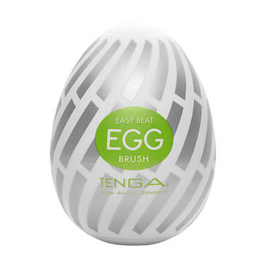 Tenga Egg Brush Sex Toys