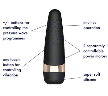 Satisfyer Pro 3+ Vibration Sex Toys