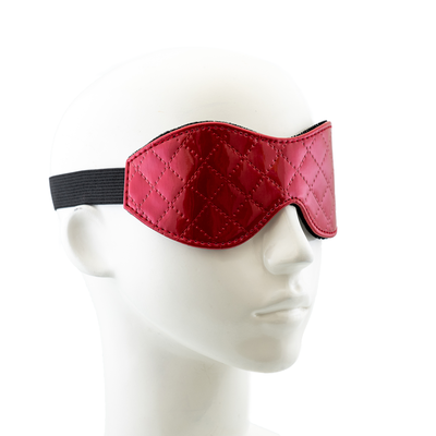 Sensara Eye Mask Quilted Sex Toys