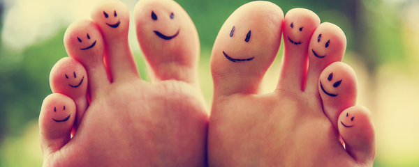 Healthy Feet, Happy Life - Can Organic Skincare Help My Feet?