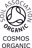 Soil Association organic – Cosmos organic