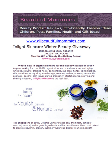 Hug Your Skin on allbeautifulmommies.com