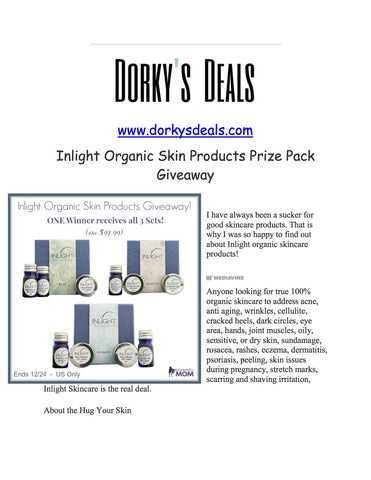 Hug Your Skin on dorkysdeals.com