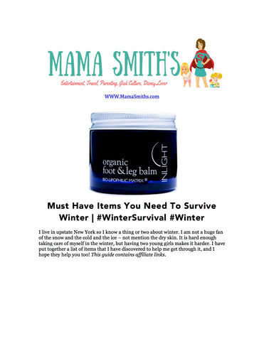 Hug Your Skin on mamasmiths.com
