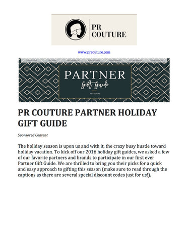 Hug Your Skin on prcouture.com