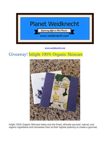 Hug Your Skin on weidknecht.com