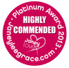 Janeyleegrace.com Platinum Awards 2013 Highly Commented Chocolate Face Mask
