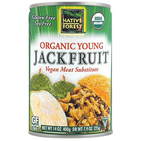 Native Forest Organic Jackfruit