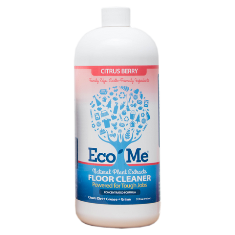 Eco-Me Citrus Berry Floor Cleaner
