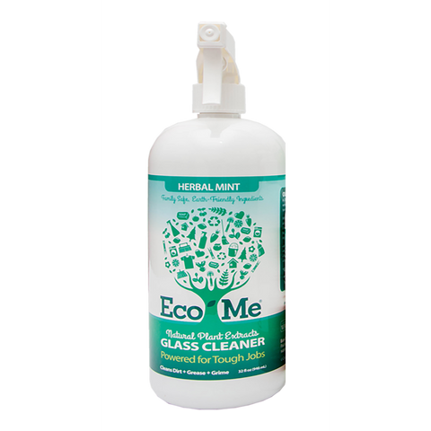 Eco-Me Herbal Mint Glass Cleaner