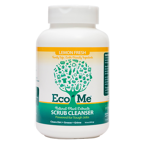 Eco-Me Lemon Scrub Cleanser