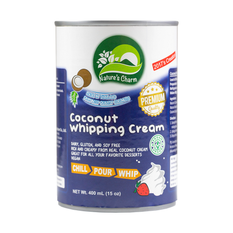 Nature's Charm - Coconut Whipping Cream