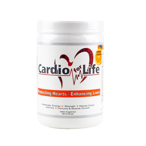 Cardio for Life - Naranja