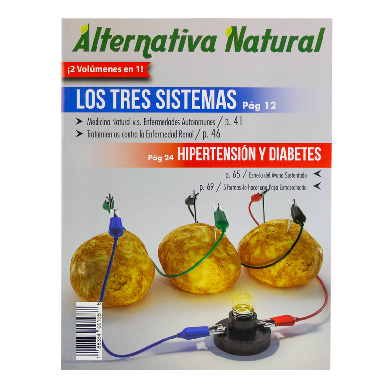 Alternativa Natural / Los Tres Sistemas e Hipertension y Diabetes