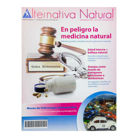 Alternativa Natural Volumen 4