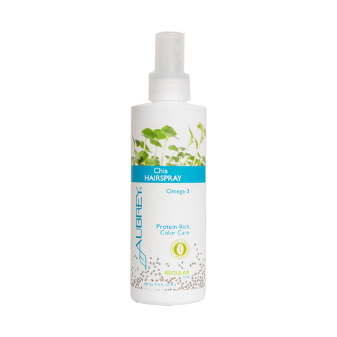 Aubrey - Chia Hairspray - Omega 3 - Regular Hold