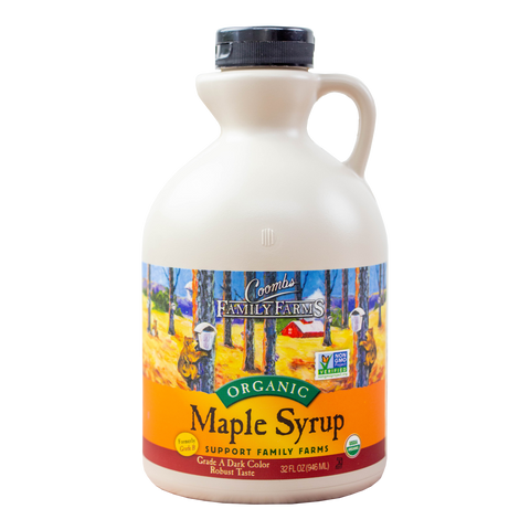 Coomb's Family Farms - Maple Syrup (32 oz)