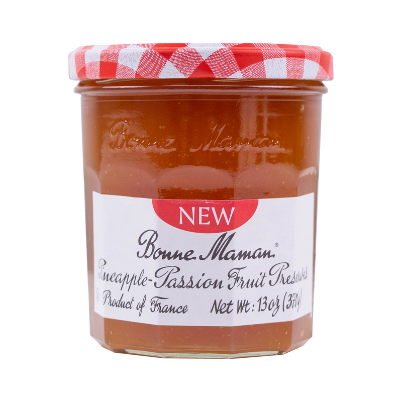 Bonne Maman - Pineapple & Passionfruit Jelly Spread (13 oz)