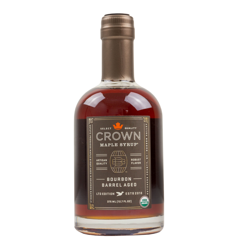 Crown Maple Syrup - Bourbon Barrel - (Store Pick - Up Only)