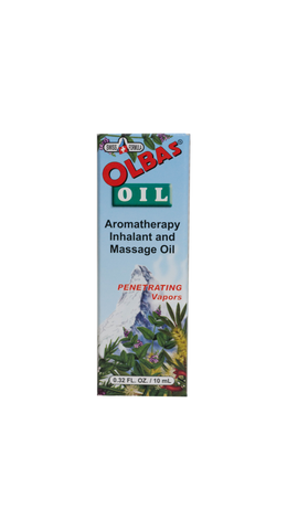 Olbas - Aromatherapy Inhalant and Massage Oil