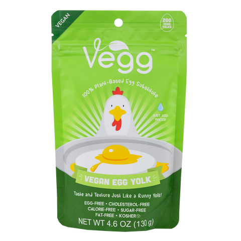 Vegg - Vegan Egg Yolk