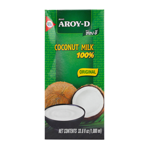 Aroy - D 100% Coconut Milk (33.8 oz)