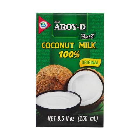 Aroy D - 100% Coconut Milk (8.5oz)