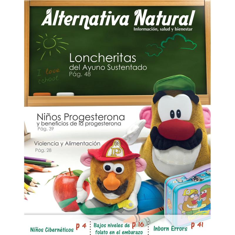 Alternativa Natural, Magazine #15