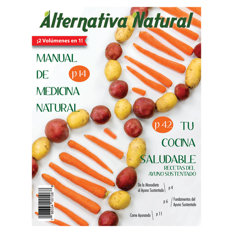 Alternativa Natural Parte 1 (2 Volúmenes en 1)
