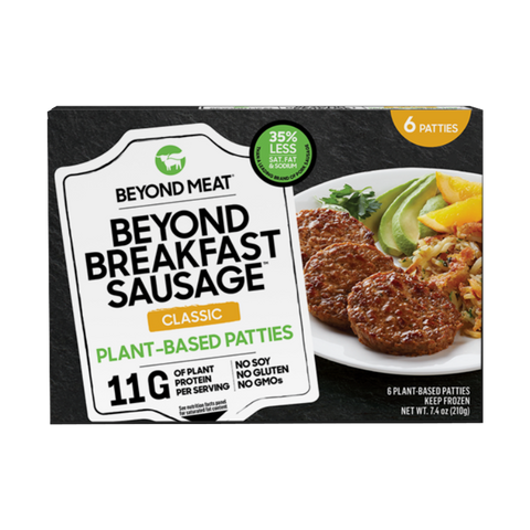 Beyond - Breakfast Sausage Patties - Classic (Store Pick - Up Only)