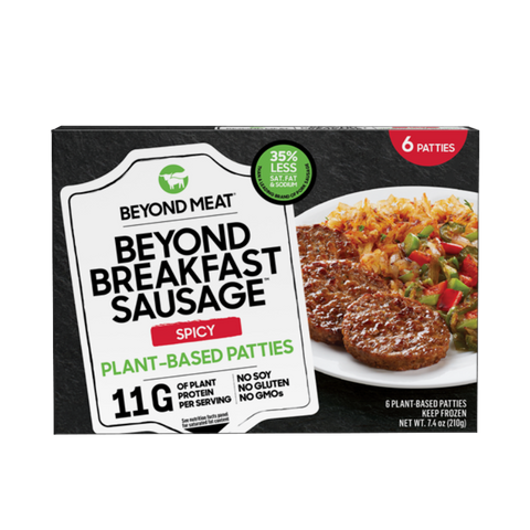 Beyond - Breakfast Sausage Patties - Italian (Store Pick - Up Only)