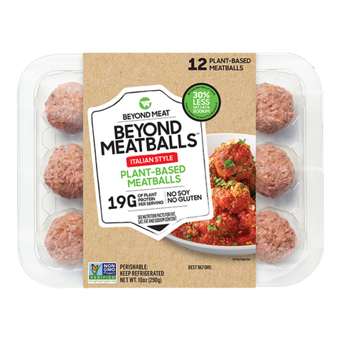 Beyond Meat - Italian Style Meatballs (Store Pick-Up Only)