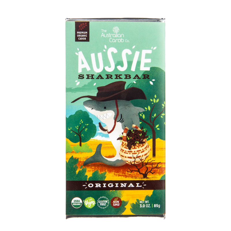 The Australian Carob Co. - Aussie Sharkbar - Original