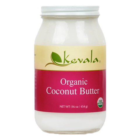 Kevala - Organic Coconut Butter