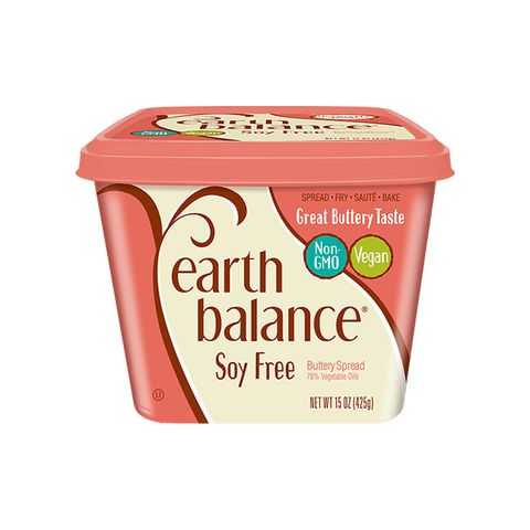 Earth Balance - Soy Free Spread (Store Pick - Up Only)