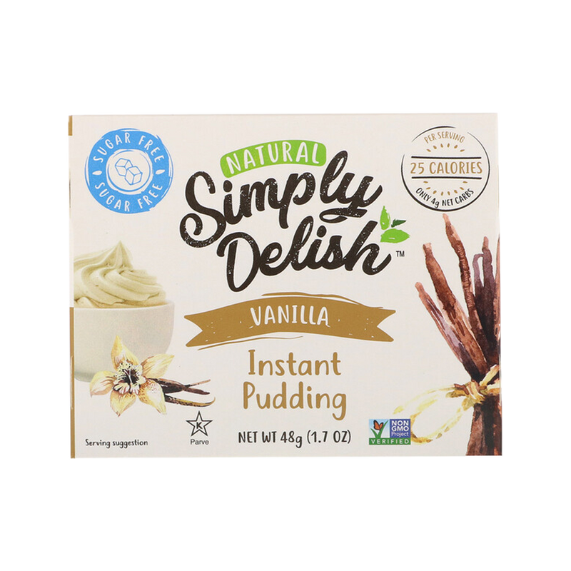 Simply Delish - Vanilla Instant Pudding