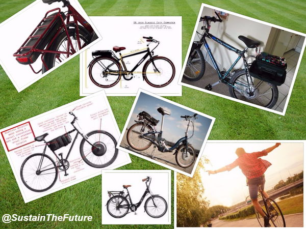 HOW TO BUILD YOUR OWN ECO-BIKE