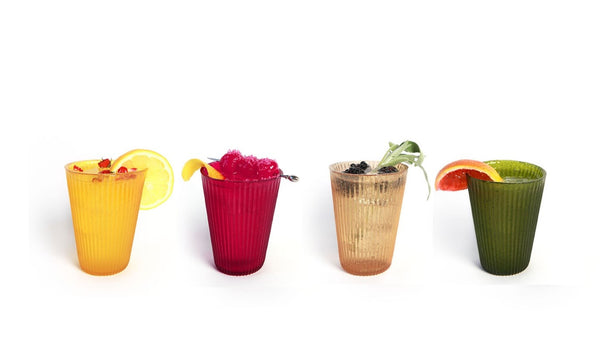 EDIBLE DRINKING CUPS : THE NEW WAY TO SAVE ON WASTE?