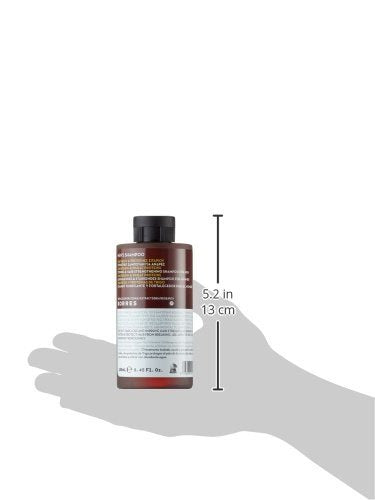 KORRES Magnesium and Wheat Proteins Shampoo 250 ml Prevent hair-loss and improve - SustainTheFuture - 5