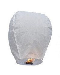 20 x Eco-Friendly Sky Lanterns for Christmas, New Year, Chinese New Year, New Ye - SustainTheFuture - 3