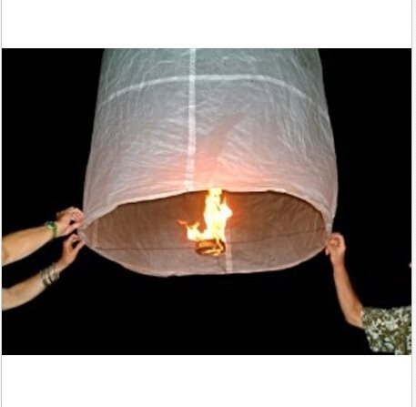 20 x Eco-Friendly Sky Lanterns for Christmas, New Year, Chinese New Year, New Ye - SustainTheFuture - 5