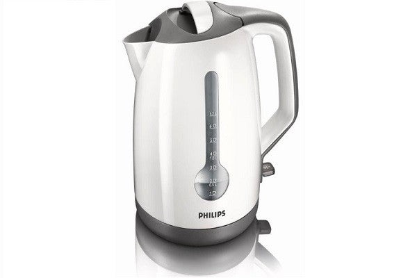 Philips HD4644/00 Energy Efficient Kettle, 3000 Watt, 1.7 Litre - White Double a - SustainTheFuture - 1